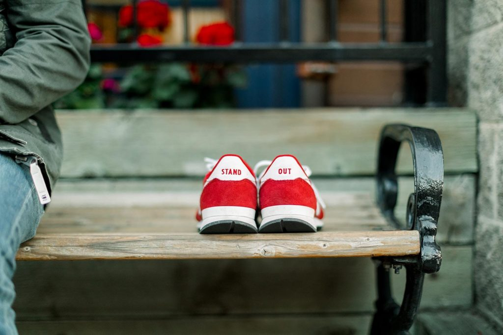 A Remarkable Red Shoes Story: Live Life with No Regrets